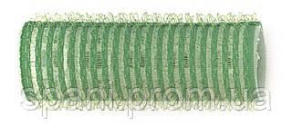 Sibel Бигуди на липучке зеленые 21 мм., 12 шт.