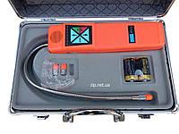 Тече-искатель фреона CPU-C в алюминевом кейсе