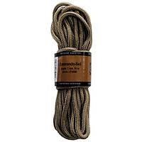 Верёвка 7мм койот, 15м, MFH 27509B