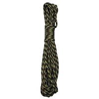 Верёвка 5мм камуфляжная, 15м, MFH 27501A