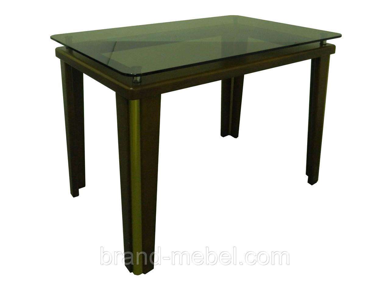 Стол стеклянный Гелиос тонированный