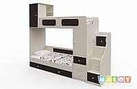 Кровать двухъярусная Стар