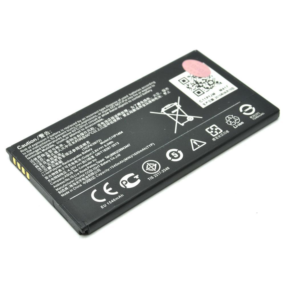 Акумуляторна батарея C11P1320 для мобільного телефону Asus A400CXG Zenfone 4