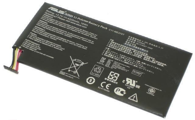 Акумуляторна батарея C11-ME370T для планшету Asus Nexus 7 google
