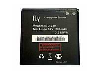 Аккумуляторная батарея BL4249 для телефона Fly E145TV, E157 # P104-992000-110/P104-992000-100/P104-992000-000