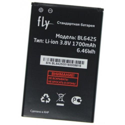 Акумуляторна батарея BL6425 для мобільного телефону Fly FS454