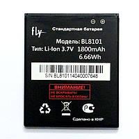 Акумуляторна батарея BL8101 для мобільного телефону Fly IQ455 Ego Art 2 #EAA00311011
