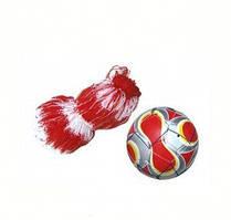 Сетка для мячей на 1 мяч (100шт. в упаковке!). Распродажа! Оптом и в розницу!