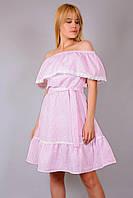 Платье женское Луиза жатка, фото 1