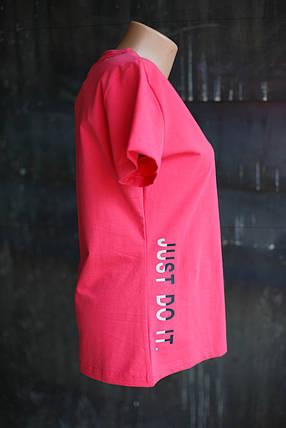 Футболка женская Nike Air.Розовая , фото 2