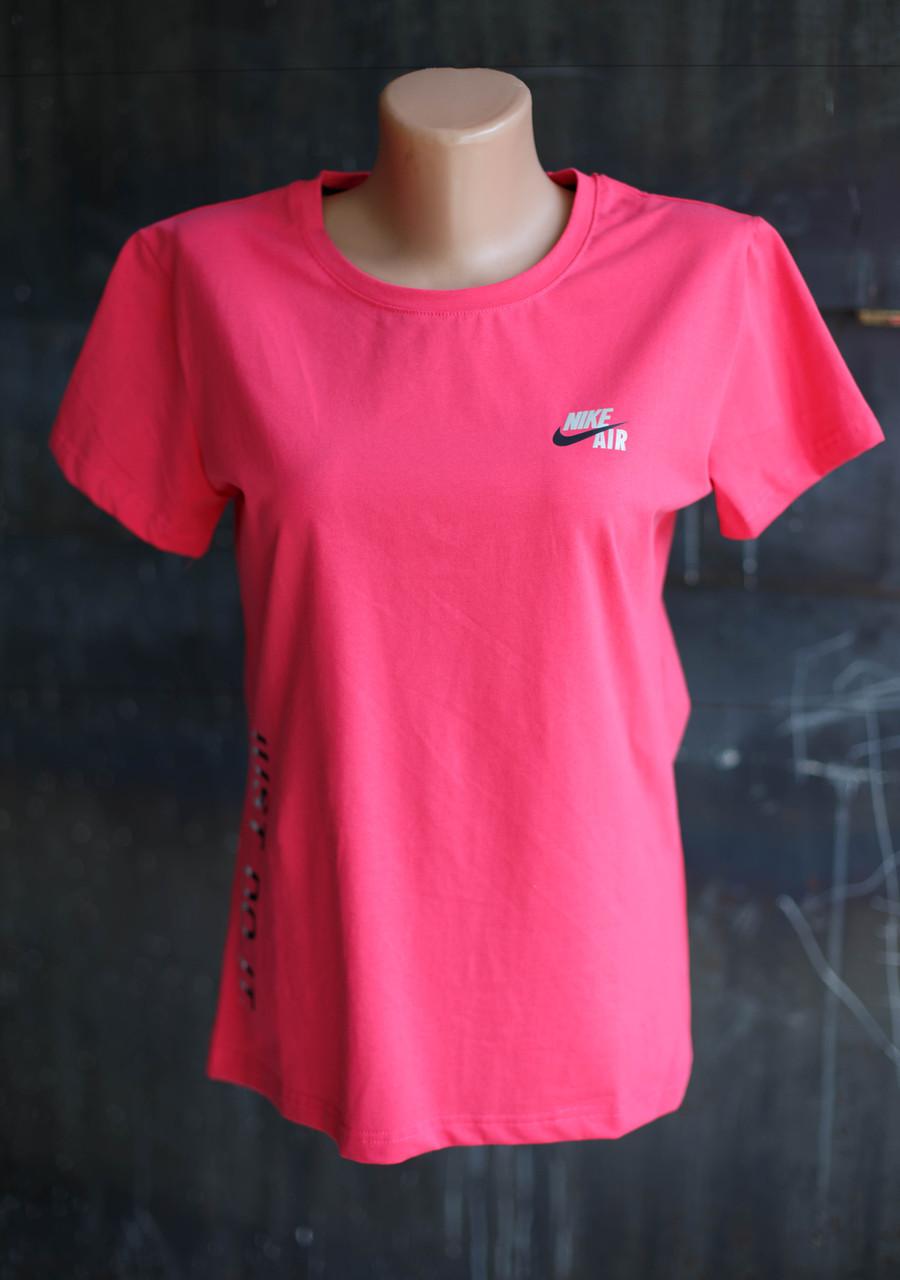 Футболка женская Nike Air.Розовая