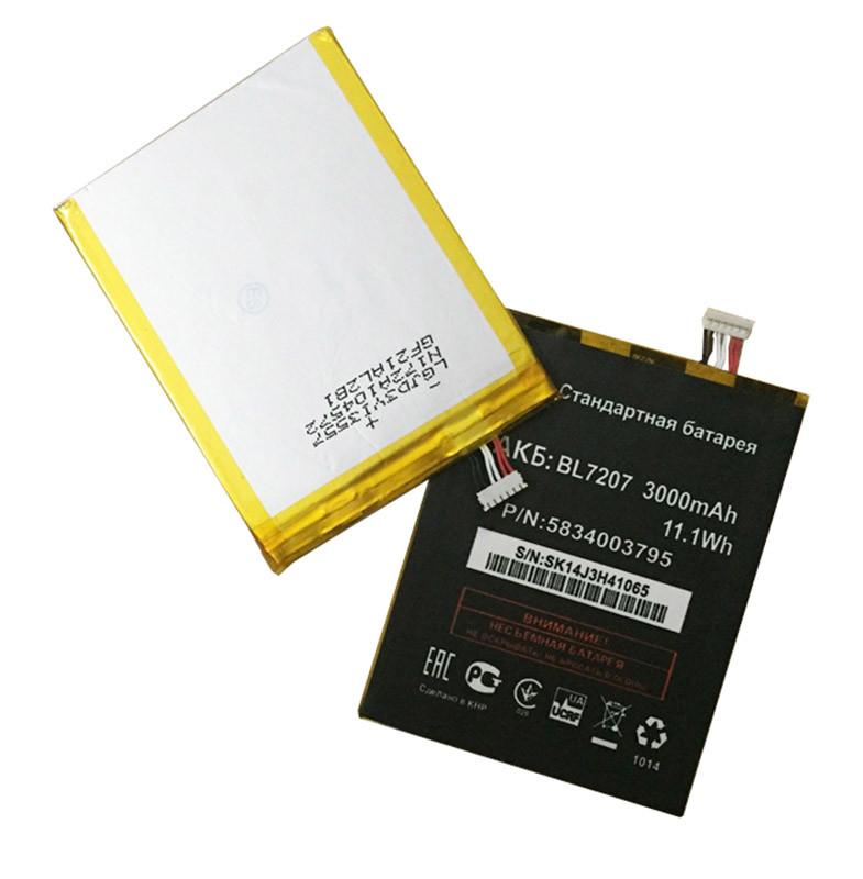 Акумуляторна батарея BL7207 для мобільного телефону Fly IQ4511 #G2380000009LA