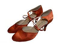 Обувь для танца LD6001-BZ.Акция.