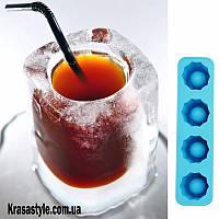 Ледяная стопка (лёдница в форме рюмки)