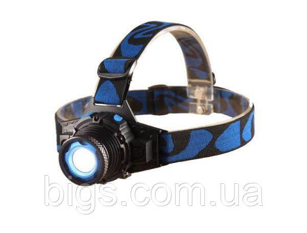 Фонарик Police BL-6816 ( налобный фонарь )