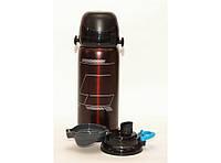 Термос T64-2, Термос с двумя крышками, Термос с поилкой, Термос 800мл, Термос с крышкой чашкой,Питьевой термос