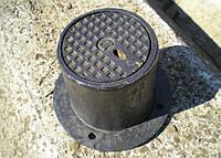 Килим газовий чавунний (ІВ)