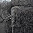 Большая деловая сумка Bond из кожи, фото 10