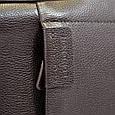 Большая деловая сумка Bond из кожи, фото 9