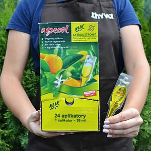 Добриво Agrecol аплікатор для цитрусових Cytrus Strong 30мл (1шт)