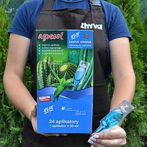 Agrecol Добриво аплікатор для кактусів Kaktus Strong 30мл (1шт)