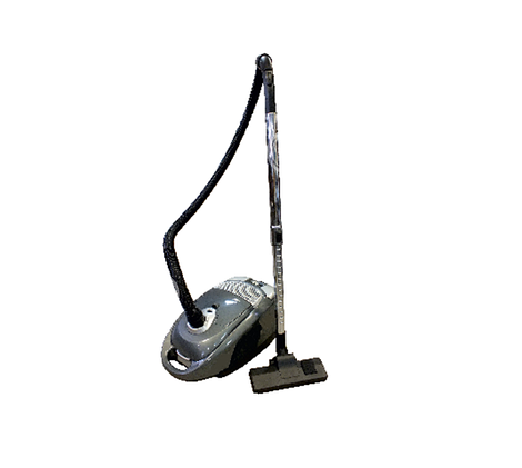 Пылесос с мешком GRUNHELM GVC8220G 2400Вт (серый)
