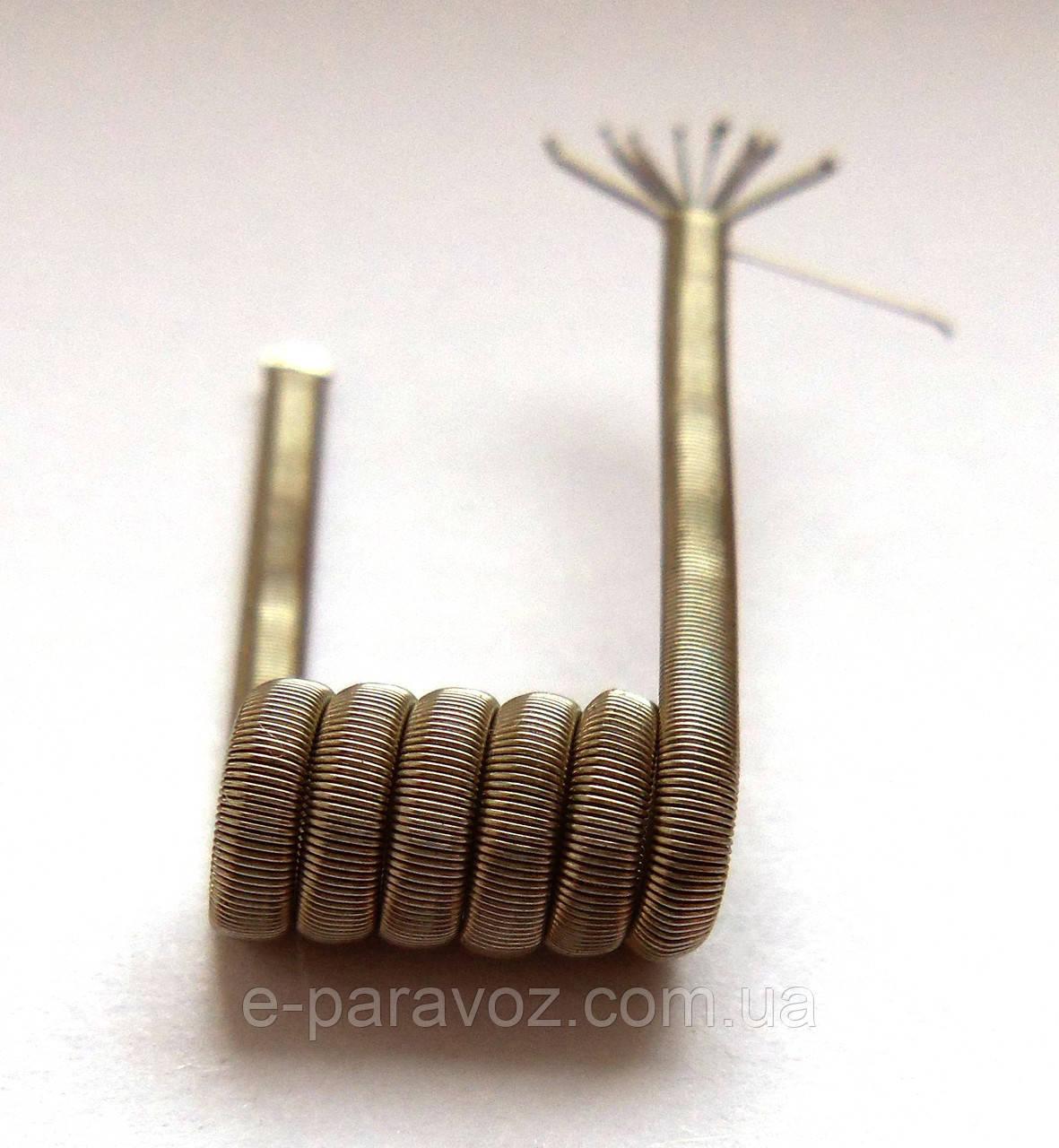 НОВИНКА! Framed Staple coil заготовка 1 метр