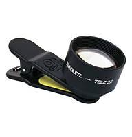 Объектив Black Eye Tele 3X  черный