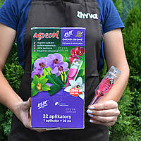 Добриво кондиционер Agrecol для орхідей аплікатор Orchid Strong 30мл