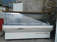 Холодильная витрина б/у Cold (Польша)