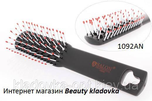 Расчёска массажная Salon Professional 1092 ANTI-STATIC, фото 2