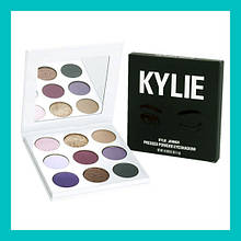 Набор теней Kylie The Purple Palette 9 оттенков