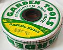 "Капельная лента(щелевая лента) ""Garden Tools"" 7mil, расстояние капельниц 30 см,300м, фото 2"