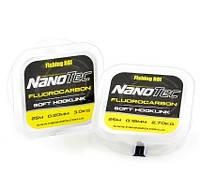 Флюорокарбон Fishing ROI NanoTec 25м 0.32мм 7.2кг