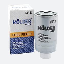 Фильтр топливный MÖLDER KF8