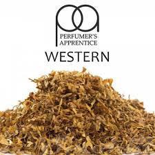 Ароматизатор табачный для электронных сигрет Western TPA (Западный табак)