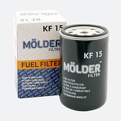 Фильтр топливный MÖLDER KF15