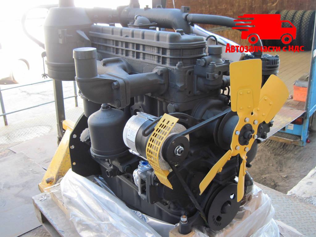 Двигатель Д 243-91М (пр-во ММЗ). Цена с НДС
