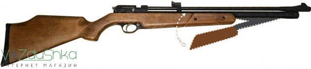мультикомпрессионная винтовка SPA LR700W