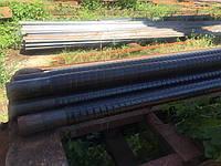 """Нанесение изоляции стальной трубопровод Ø 32 мм. ГОСТ 8732, 10704, 3262 лентой полимерной """"ТЕРМИЗОЛ"""" под газ"""
