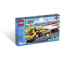 Lego City Перевозчик скоростной моторной лодки 4643
