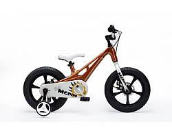 Детский велосипед ROYALBABY14 MG DINO BMX