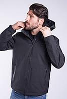 Ветровка куртка мужская серая Avecs AV-70244 Gray Размеры 46 50 52 54