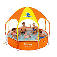Детский каркасный бассейн Bestway 56432 (диаметр 2,44 м, круглый)
