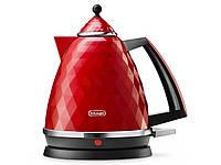 Электрочайник DeLonghi BRILLANTE KBJ 3001.R Электрический чайник чайник Електрочайник