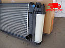 Радіатор охолодження BMW 3 (TEMPEST) . TP.15.60.735 A . Ціна з ПДВ., фото 3