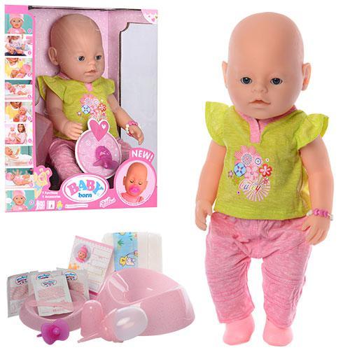 """Пупс """"Baby Born"""" (с магнитной соской) арт. 8020-468"""