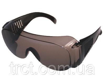 Окуляри захисні відкриті О35 ВІЗІОН® super (5-2,5 PC) 13523