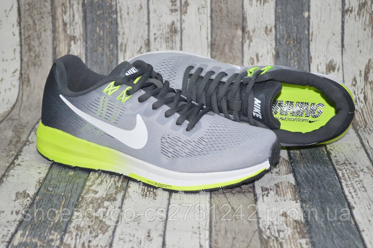 ... Кроссовки мужские, летние, беговые, серые Nike ZOOM PEGASUS Найк Зум,  фото 4 ... 335d0b62132