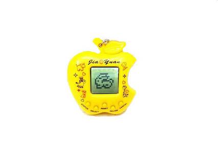 Тамагочи яблоко yellow - игрушка детства 168 персонажей в 1 тамагочи, фото 2